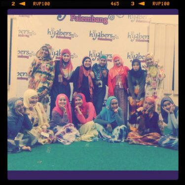 Tausiyah dan Buka Bersama Hijabers Palembang