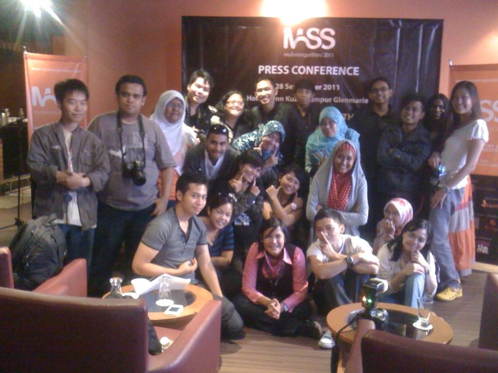 Kick Off Final #MSS2011