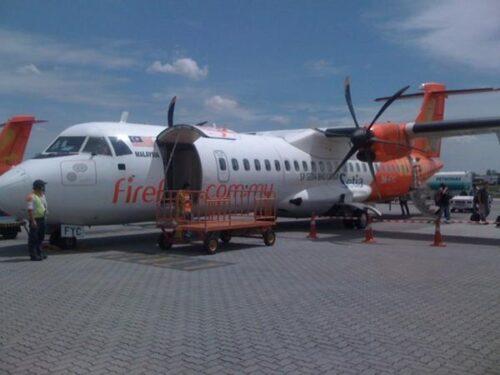 #MSS2011 Terbang Bersama Firefly