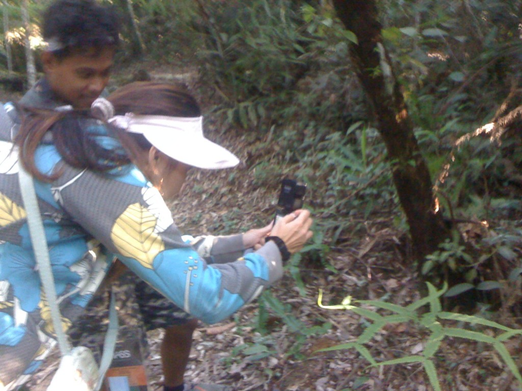 #MSS2011 Jajal Jungle Trekking