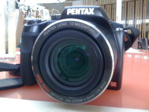 Review Pentax X70