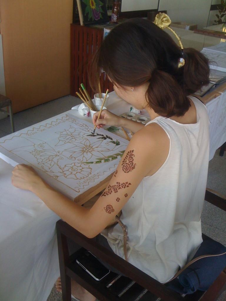 #MSS2011 Nikmati Romantisme dan Keindahan Golden Palm Tree
