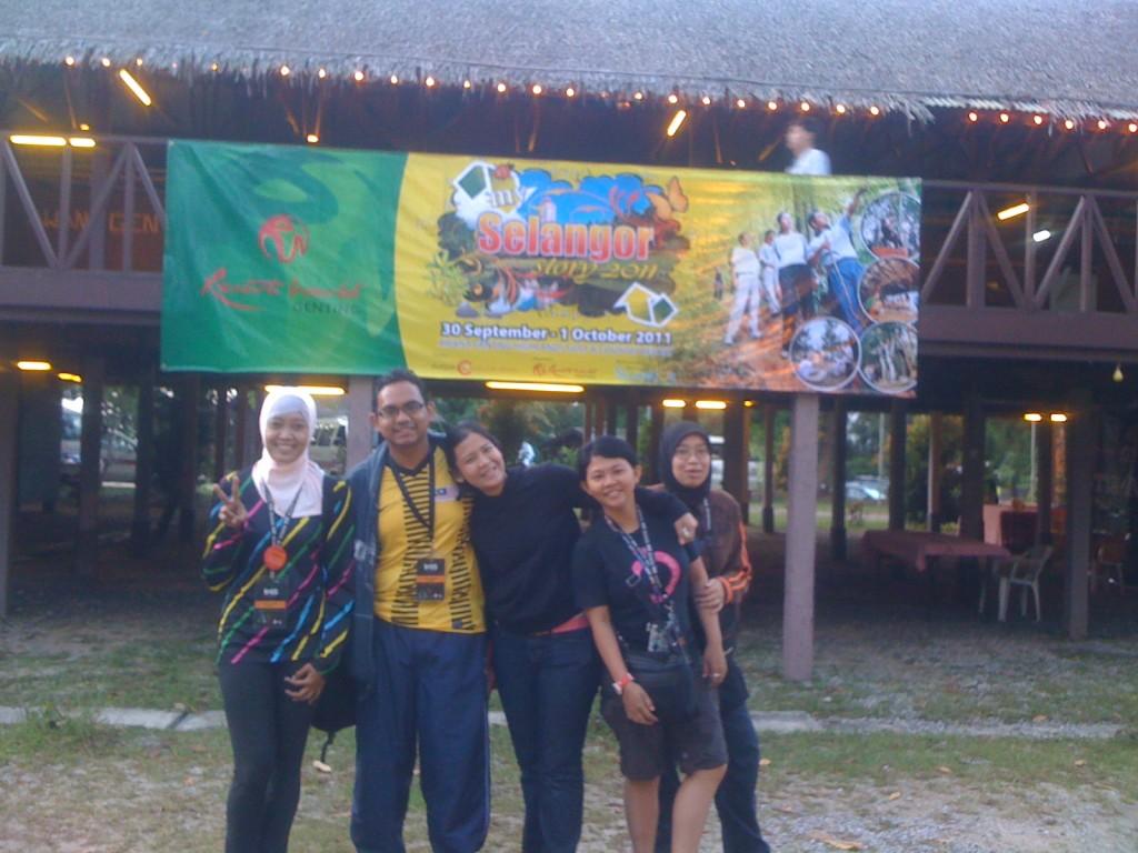 #MSS2011 Berpetualang di Awana Genting Highlands