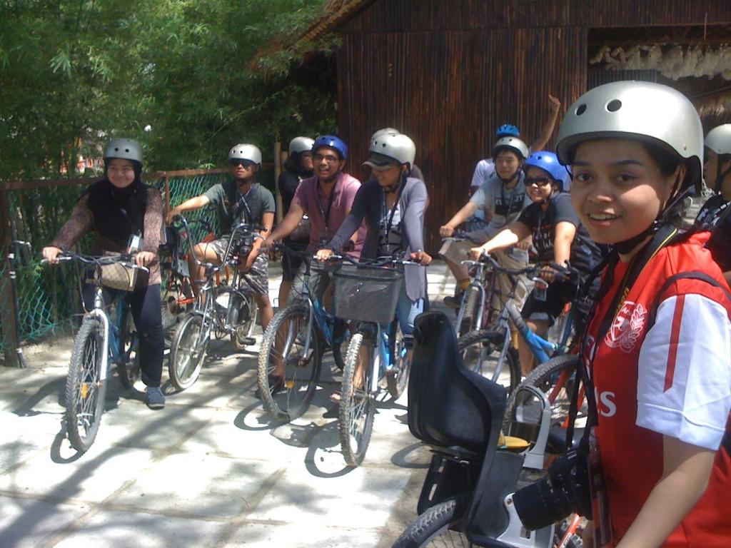 #MSS2011 Jelajah Keindahan Dengan Bicycle Tour