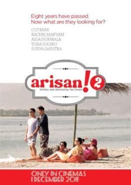 Review Film Arisan! 2